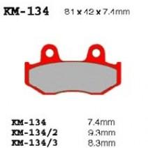 Накладки за скутери Vesrah KM-134