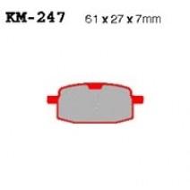 Накладки за скутери Vesrah KM-247