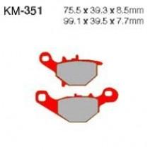 Накладки за скутери Vesrah KM-351