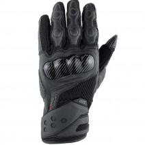 Кожени ръкавици iXS Carbon Mesh III