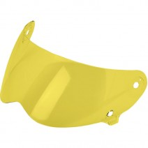 LANE SPLITTER POLYCARBONATE SHIELD YELLOW