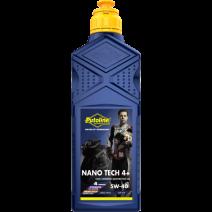 Моторно мотоциклетно масло Putoline Nano Tech 4+ 5W-40