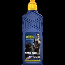 Моторно мотоциклетно масло Putoline Nano Tech 4+ 10W-60
