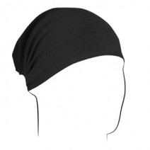 Кърпа за глава ZANheadgear® Bamboo, черна