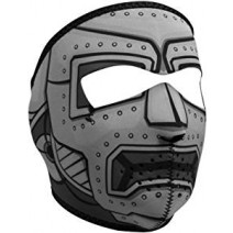 Маска ZANheadgear® FULL MASK Alloy Agent