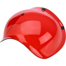 Biltwell BUBBLE RED ANTIFOG