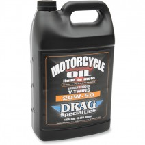 Drag Specialties 20W-50 - 1 Gallon