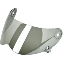 LANE SPLITTER SHIELD CHROME MIRRORED