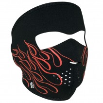 Маска ZANheadgear® FULL MASK Orange Flame