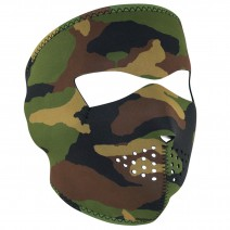 Маска ZANheadgear® FULL MASK Woodland