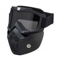 Маска за лице с очила iXS Goggles