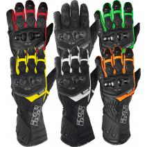 Кожени ръкавици iXS RS-200