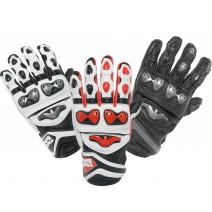 Кожени ръкавици iXS RS-400 Short